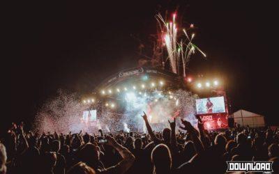 Download Festival : 120 000 personnes sur 4 jours!