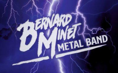 Bernard Minet Metal Band – Les génériques revus en février !