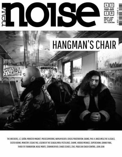 New Noise Magazine Hangman Cover