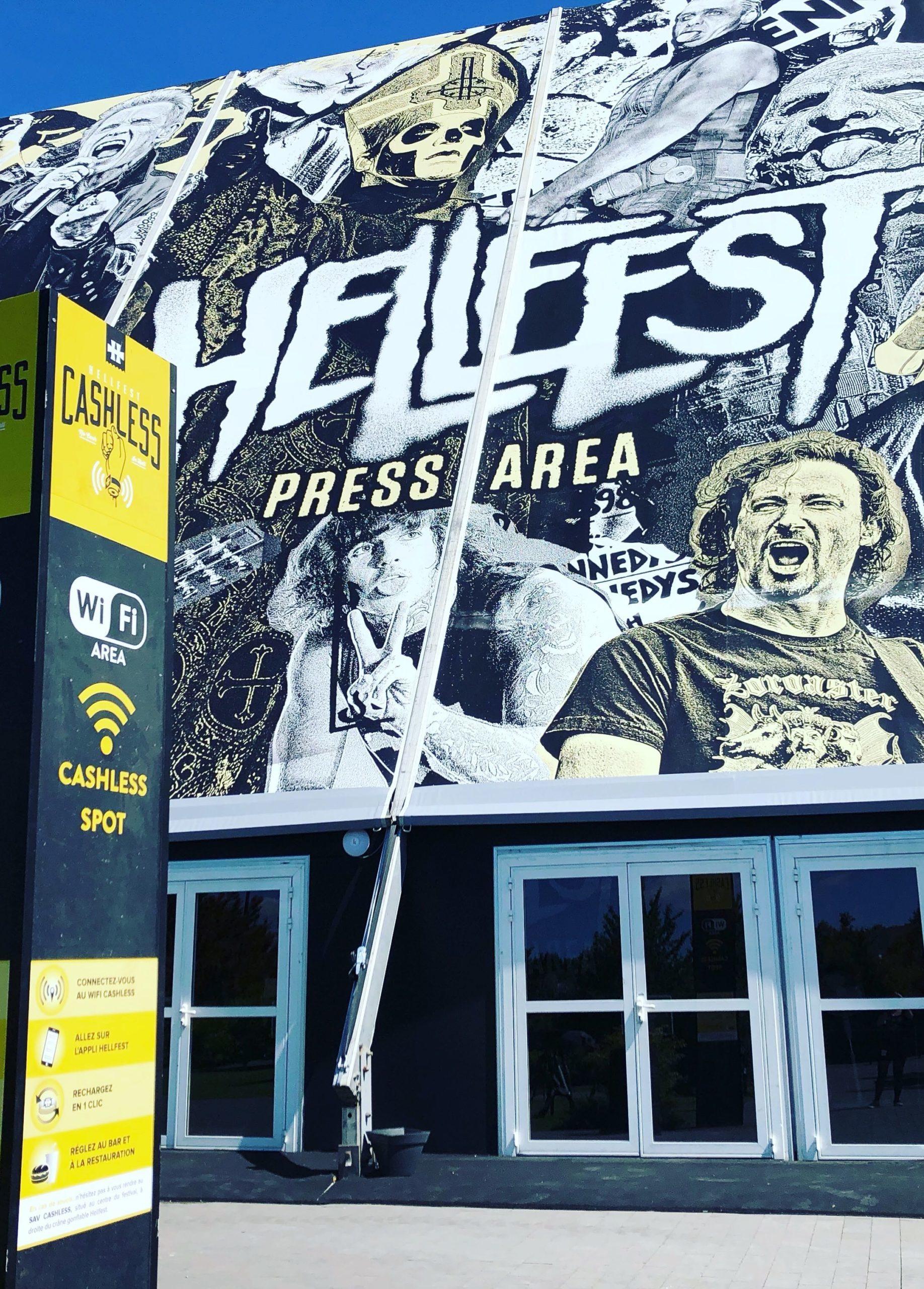 Hellfest – Replica Promo