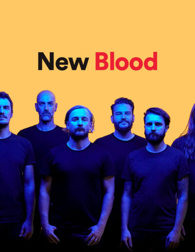 JUNON NEW BLOOD SPOTIFY