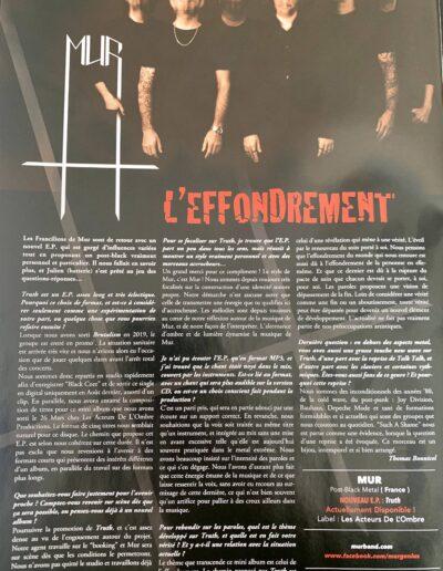 Metallian Interview MUR